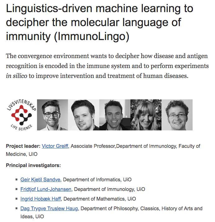 immunolinggo